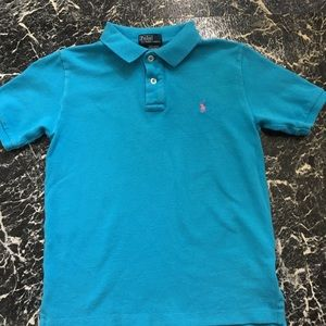 Boys Polo Shirt good used condition